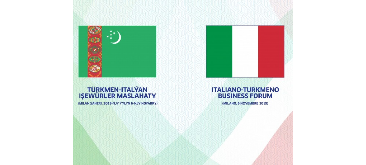 OFFICIAL VISIT OF THE PRESIDENT OF TURKMENISTAN TO THE ITALIAN REPUBLIC HAS STARTED